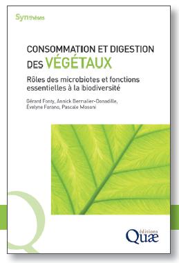 Consommation et digestion des vegetaux