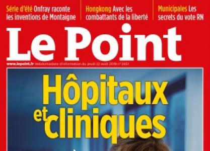 Interview Le Point