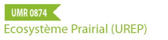 UMR 0874 Ecosytème Prairial (UREP)