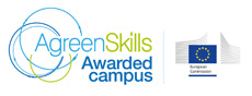 Logo AgreenSkills Awarded campus